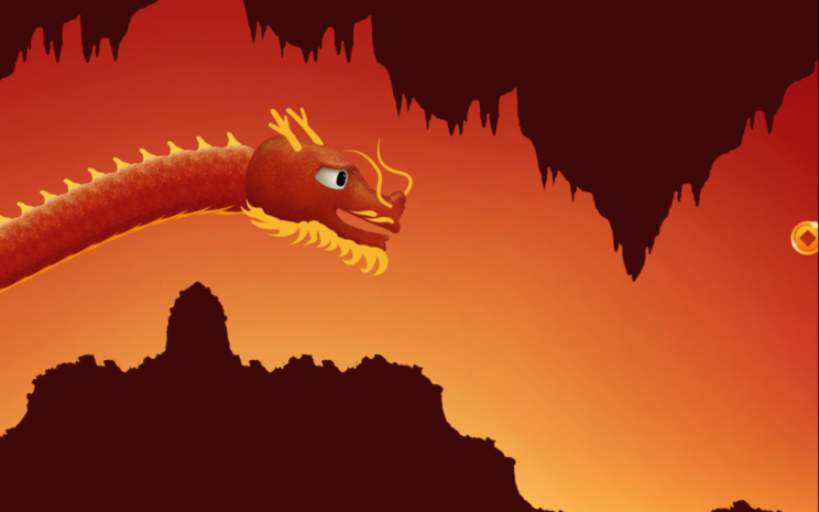 Chinese Dragon HTML5 Web Game